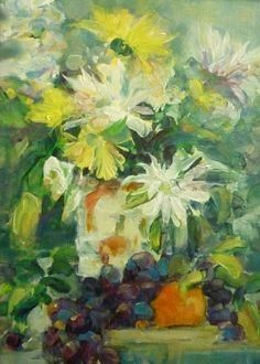 Kathryn A. McMahon American Impressionist Artist Oil Painter