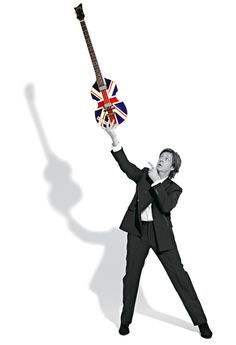 Sir Paul McCartney cerrara la ceremonia de inauguracion de los juegos olimpicos Londres 2012.......