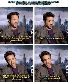 Susan Downey knows what's up