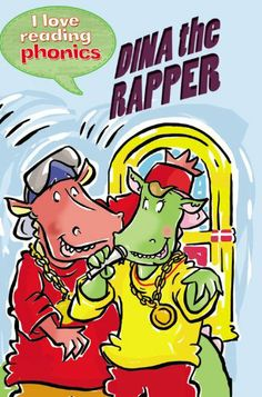 Dina the Rapper (I Love Reading Phonics Level 3) by Ticktock http://www.amazon.com/dp/1848987706/ref=cm_sw_r_pi_dp_GydOtb13ACYRQWW3