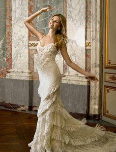 Pronovias 2014 wedding dress