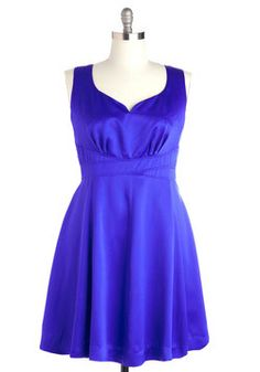 Ladylike Luster Dress, #ModCloth
