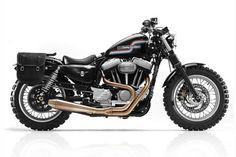 REBEL WITH A CAUSE. Hageman Motorcycles Harley Scrambler