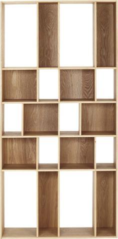 cleo grande biblioth que habitat made in habitat pinterest habitats. Black Bedroom Furniture Sets. Home Design Ideas
