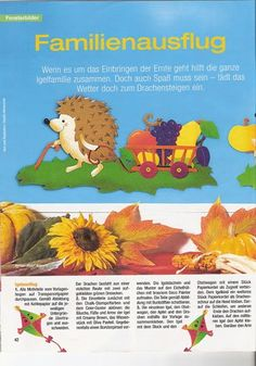 Bsstelwelt Kreativ im Herbst - Klára Balassáné - Picasa Web Albums Hedgehog Craft, Picasa Web Albums, Decoration, Classroom Decor, Crafts For Kids, Character, Craft Ideas, Autumn, Patterns
