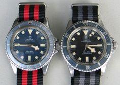 Vintage Tudor Submariners