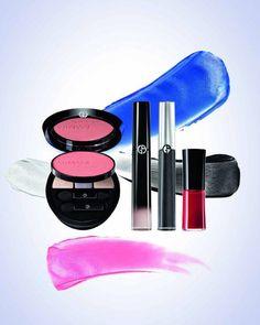 Giorgio Armani Runway 2016 Spring Summer Makeup Collection