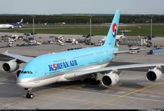 Korean Air, Airbus A380-861