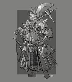 Guard Captain by cwalton73 on DeviantArt