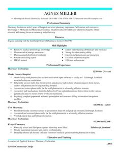 11 pharmacy technician resume 2016 riez sample resumes - Sample Pharmacy Tech Resume