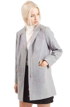 Topshop'Mia' Coat (Petite) | Nordstrom