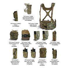 TYR Tactical™ COMA Sniper Harness Kit | TYR Tactical - Plate Carrier, Body Armor, Tactical Gear, Tactical Armor