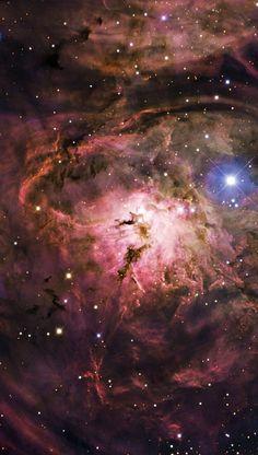 The Glow of the Lagoon Nebula  Credit:ESO/IDA/Danish 1.5 m/ R. Gendler, U.G. Jørgensen, K. Harpsøe