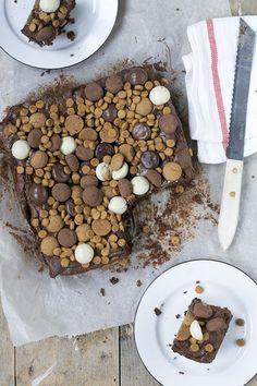 Baking Recipes, Dessert Recipes, Cake Recipes, Dutch Recipes, Sweet Desserts, Sweet Recipes, I Love Food, Good Food, Yummy Snacks