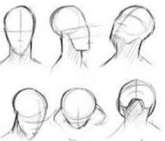 How to draw a face :p