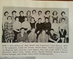 Bob Dylan 10th Grade Hibbing High School Yearbook 1957  Very Nice Condition