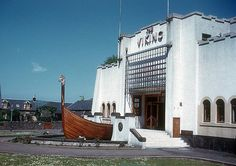 The Viking Cinema, Largs. Take The High Road, Arran, Great Pictures, Glasgow, Vikings, Past, Scotland, Cinema, British