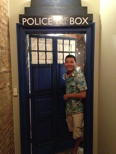Dr Who restaurant