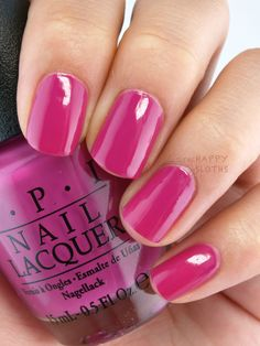 The Happy Sloths: OPI Brights 2015 Summer Collection: Review and Swatches