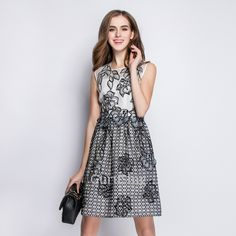 Product Name: LD5222 Floral Embroidered Fit And Flare Dress Click On Link To View This Product : http://gurusing.sg/?post_type=product&p=12648. We Have Publish More Products And Special Offer Are Going On Our Website GuruSing. Hurry Enjoy Up To 80% Discounts......