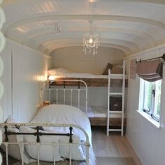 school bus campers | wish ours could be this open! | School bus RV