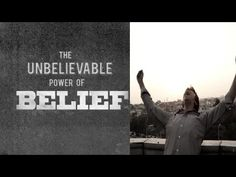 THE UNBELIEVABLE POWER OF BELIEF    BY Sandeep Maheshwari   - YouTube The Power Of Belief, Places To Visit, Youtube, Movie Posters, Film Poster, Youtubers, Billboard, Film Posters, Youtube Movies