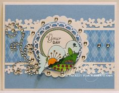 Prickley Pear Rubber Stamps:  Build A Bird 2 Clearly Beautiful Stamp Set, Build A Bird Die, Spring Scalloped Circles Clearly Beautiful Stamp Set, Scalloped Circle Die