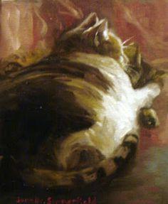 Jonelle Summerfield (EE.UU.) Sleeping Cats