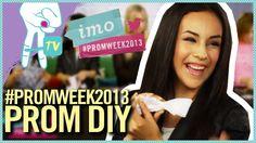 DIY Prom Hair Accessories #promweek2013