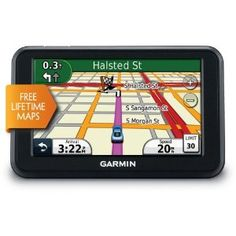 Garmin nüvi 40LM feature Spoken street names, Free lifetime maps with over 6 million points of interest,Speed limit indicator,Lane assist with junction view, Trip computer records mileage, max speed, total time and more