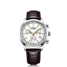 #rotarywatches #rotaryss18 #watchmakingexcellence #iconsofbritishdesign #cambridge #sportswatches Rotary Watches, Sport Watches, Stainless Steel Case, Fathers Day Gifts, Cambridge, Chronograph, Quartz, Gift Guide, Brown Leather