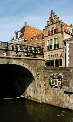 Edam, The Netherlands Beautiful Sites, Beautiful Places, Amsterdam, Holland Netherlands, City Landscape, Majorca, Water Tower, Dutch, Cool Pictures