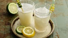 Colada Cooler Punch - add rum for the extra punch!