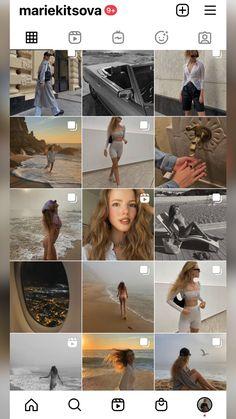 Summer Feed Instagram, Instagram Feed Goals, Instagram Feed Planner, Best Instagram Feeds, Instagram Feed Ideas Posts, Creative Instagram Photo Ideas, Instagram Pose, Instagram Aesthetic Ideas, Instagram Feed Theme Layout