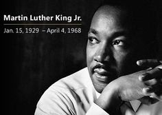 The fight for equality and civil rights continues Mr. King!