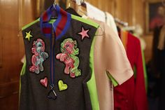 Fyodor Golan_AW15 My Little Pony, Jackets, Fashion, Down Jackets, Moda, Fashion Styles, Jacket, Fasion, Mlp