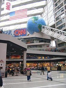 CNN Center, Atlanta, Georgia... Didn't get to see my man Anderson Cooper! Maybe next time for sure Georgia Usa, Georgia On My Mind, Atlanta Georgia, Atlanta City, Decatur Georgia, Georgia United, Atlanta Skyline, Athens Georgia, Attractions In Georgia