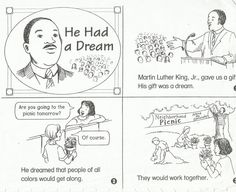 free martin luther king worksheets fiercebad worksheet with coloring pages for kindergarten
