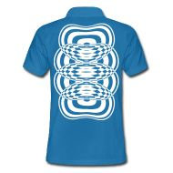 Polo Shirts ~ Men's Polo Shirt ~ F³ Future Fusion Fashion