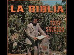Que bonito es conocer a Cristo --Tony Sauceda
