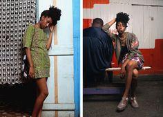 YEVU -Ghanian inspired prints