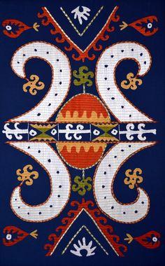 Кайтагская вышивка 11