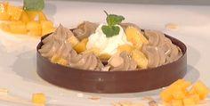 La ricetta del dolce gianduiotto d'autunno di Guido Castagna