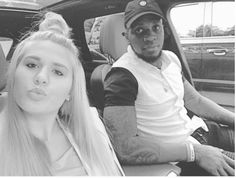 Lauren Hettinger is the gorgeous girlfriend/ fiancee of NFL player Mohamed Sanu also known simply as Sanu Sr a wide receiver for the Atlanta Falcons.