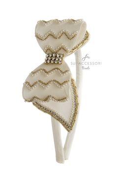 Tiara Clássica Luxo – Drilú – Suiaccessori