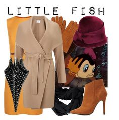 """Little Fish"" by fabulousgurl ❤ liked on Polyvore featuring Athleta, John Lewis, Valentino, HUGO, Charlotte Russe, Moschino Cheap & Chic, disneybound and Pinocchio"