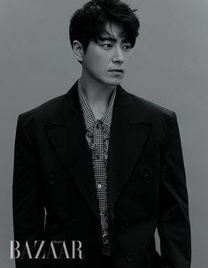 الممثل Lee Joon Hyuk لمجلة Harper's Bazaar Asian Actors, Korean Actors, Joon Hyuk, Lee Joon, Netflix, O Drama, Poem A Day, Fine Men, Actor Model
