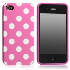 HM Pink Polka Dot Flex Gel Case for Iphone 4 & 4S by Cute pie Inc., http://www.amazon.com/dp/B007406HOC/ref=cm_sw_r_pi_dp_xQ6hrb13NBEPH