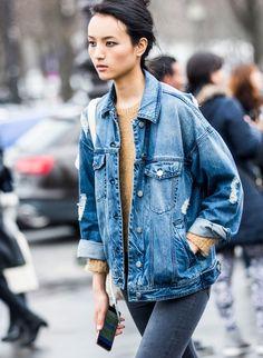 Bague, Veste en jean, Jean... - Tendances de Mode