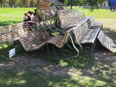 What you can do with benches